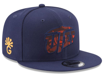 UTEP Miners New Era NCAA Flores 9FIFTY Snapback Cap