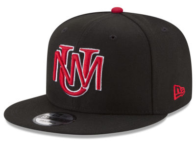 New Mexico Lobos New Era NCAA Anguilu 9FIFTY Snapback Cap