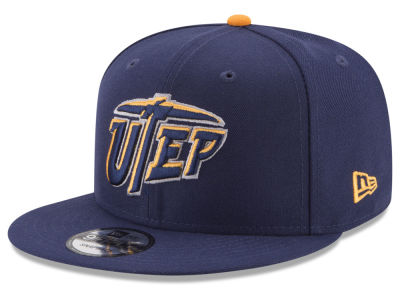 UTEP Miners New Era NCAA Anguilu 9FIFTY Snapback Cap