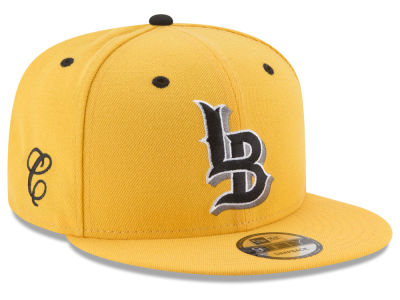 Long Beach State 49ers New Era NCAA Mister Cartoon 9FIFTY Snapback Cap