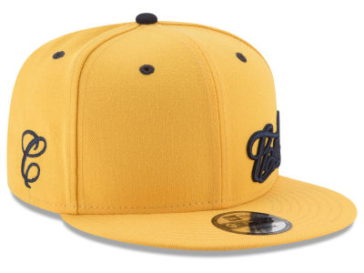 California Golden Bears New Era NCAA Mister Cartoon 9FIFTY Snapback Cap