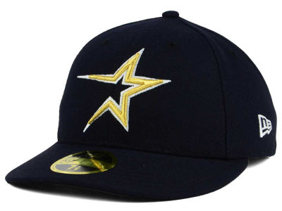 Houston Astros New Era MLB Low Profile Turn Back The Clock 59FIFTY Cap