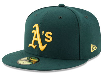 Oakland Athletics New Era MLB Turn Back The Clock 59FIFTY Cap