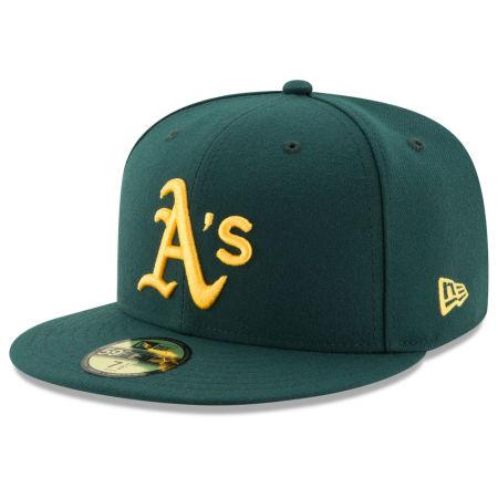 Oakland Athletics New Era MLB Turn Back The Clock 59FIFTY Cap