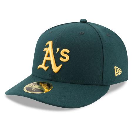 Oakland Athletics New Era MLB Low Profile Turn Back The Clock 59FIFTY Cap