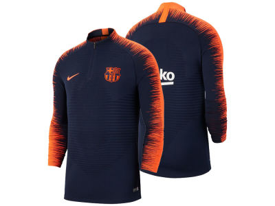 FC Barcelona Nike Men's Club Team Aeroswift Strike Drill Top
