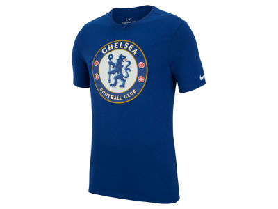 Chelsea Nike Men's Club Team Evergreen Crest T-Shirt