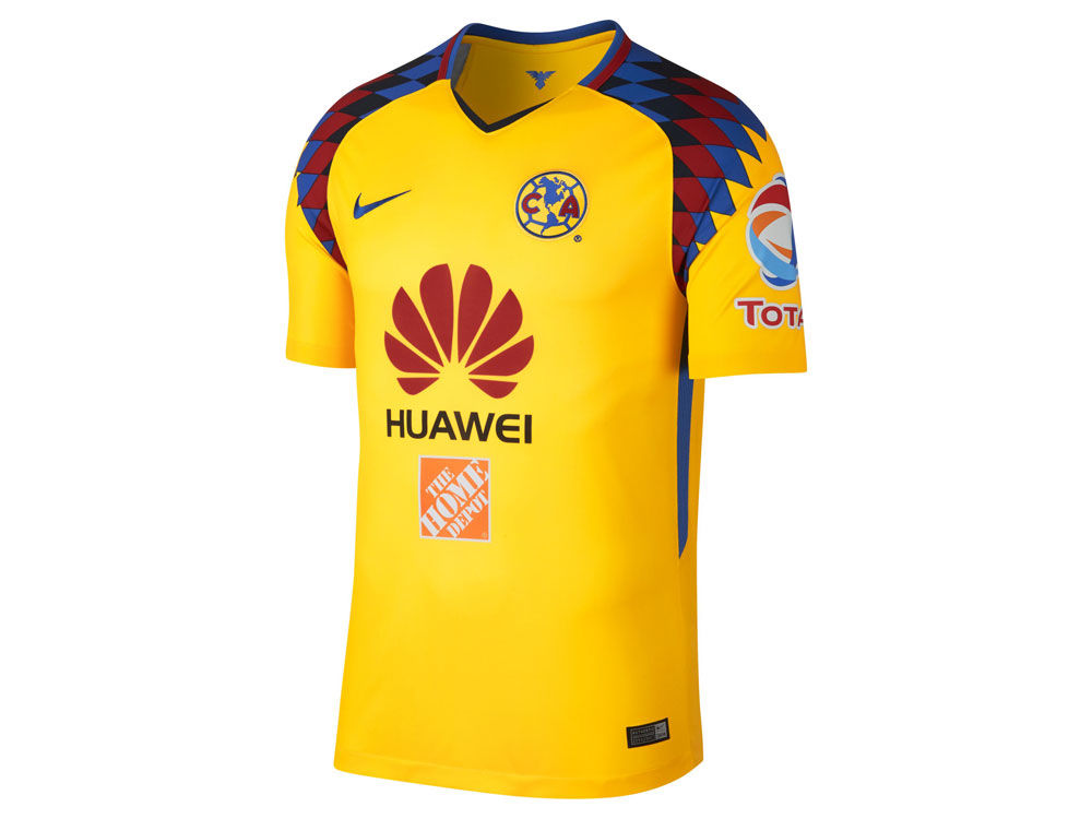 Club America Nike Men s Club Team 3rd Stadium Jersey  c8b2db17b