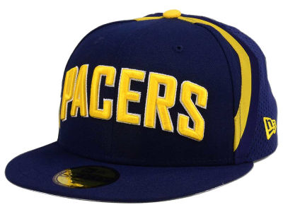 Indiana Pacers New Era NBA Nights Collection 59FIFTY Cap