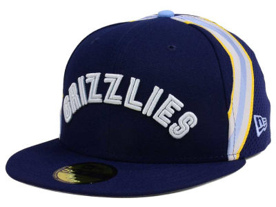 Memphis Grizzlies New Era NBA Nights Collection 59FIFTY Cap