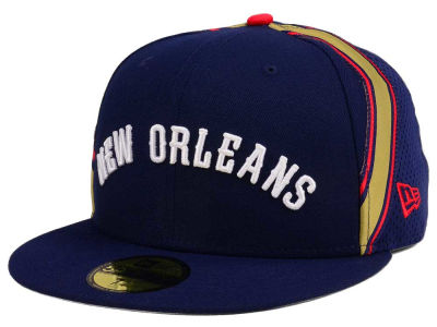 New Orleans Pelicans New Era NBA Nights Collection 59FIFTY Cap