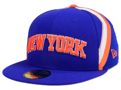 New York Knicks New Era NBA Nights Collection 59FIFTY Cap