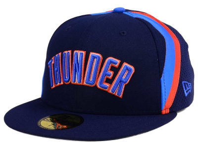 Oklahoma City Thunder New Era NBA Nights Collection 59FIFTY Cap