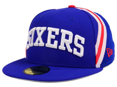Philadelphia 76ers New Era NBA Nights Collection 59FIFTY Cap