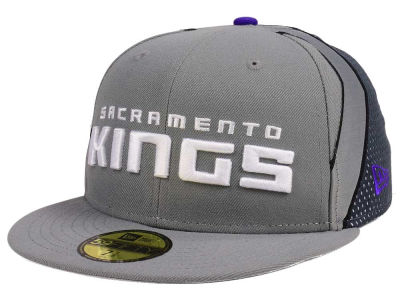 Sacramento Kings New Era NBA Nights Collection 59FIFTY Cap