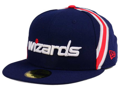 Washington Wizards New Era NBA Nights Collection 59FIFTY Cap