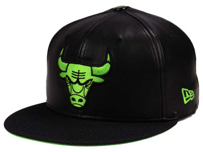 Chicago Bulls New Era NBA Altitude Hook 9FIFTY Snapback Cap