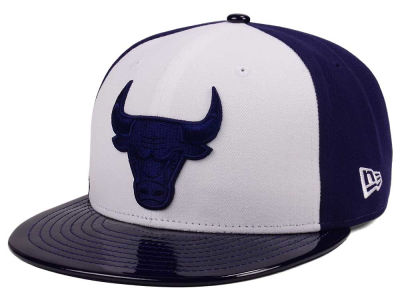Chicago Bulls New Era NBA Retro 11 Hook 9FIFTY Snapback Cap