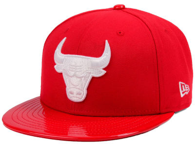 Chicago Bulls New Era NBA Scarlett Hook 9FIFTY Snapback Cap