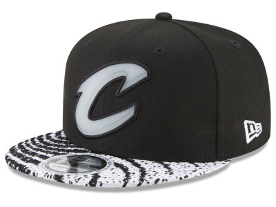 Cleveland Cavaliers New Era NBA Boost Redux 9FIFTY Snapback Cap