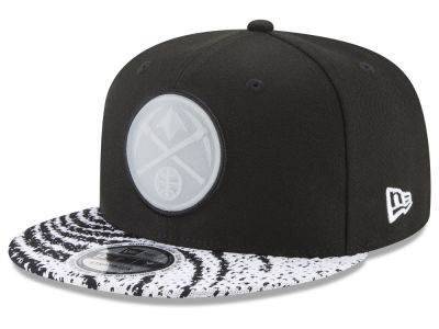 Denver Nuggets New Era NBA Boost Redux 9FIFTY Snapback Cap