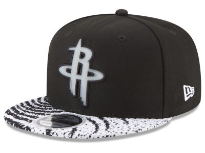 Houston Rockets New Era NBA Boost Redux 9FIFTY Snapback Cap