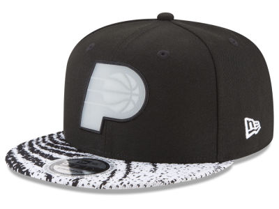 Indiana Pacers New Era NBA Boost Redux 9FIFTY Snapback Cap