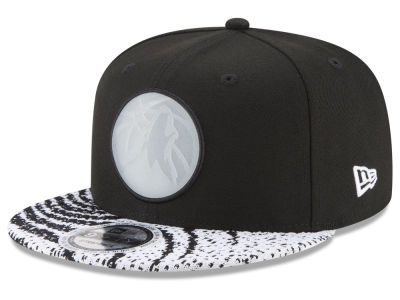Minnesota Timberwolves New Era NBA Boost Redux 9FIFTY Snapback Cap