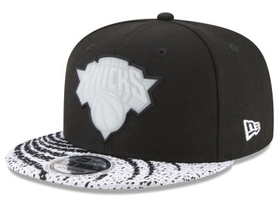 New York Knicks New Era NBA Boost Redux 9FIFTY Snapback Cap