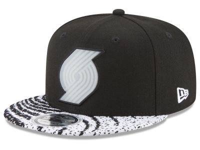 Portland Trail Blazers New Era NBA Boost Redux 9FIFTY Snapback Cap