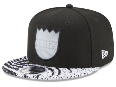 Sacramento Kings New Era NBA Boost Redux 9FIFTY Snapback Cap
