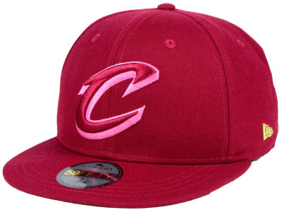 Cleveland Cavaliers New Era NBA Black Label Essential 59FIFTY Cap