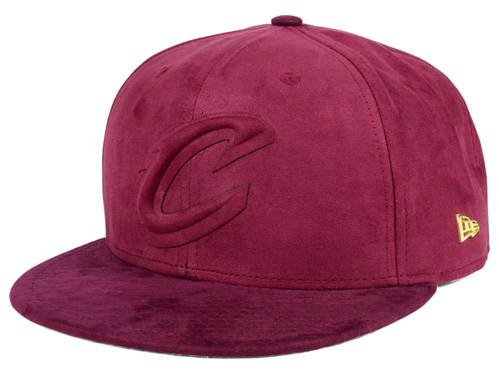 bc69121eca9 Cleveland Cavaliers New Era NBA Black Label Snakeskin 9FIFTY Snapback Cap