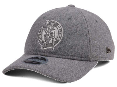 Brooklyn Nets New Era NBA Black Label Cashmere 9TWENTY Cap