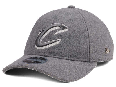 Cleveland Cavaliers New Era NBA Black Label Cashmere 9TWENTY Cap