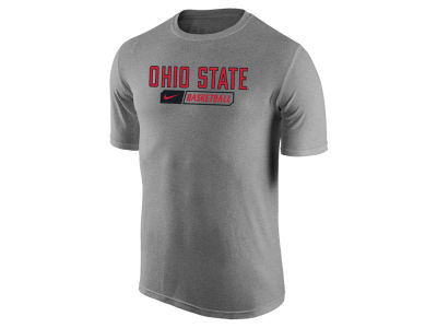 Ohio State Buckeyes Nike NCAA Men's Basketball Legend T-Shirt