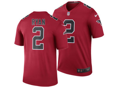 Atlanta Falcons Matt Ryan Nike NFL Men's Legend Color Rush Jersey