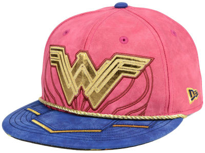 DC Comics Justice League Wonder Women 59FIFTY Cap