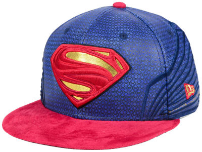 DC Comics Justice League Superman 59FIFTY Cap