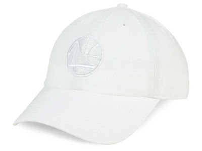Golden State Warriors '47 NBA White '47 CLEAN UP Cap