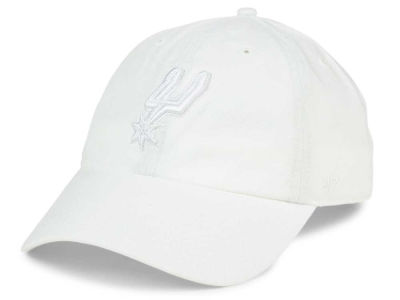 San Antonio Spurs '47 NBA White '47 CLEAN UP Cap