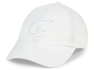 Cleveland Cavaliers '47 NBA White '47 CLEAN UP Cap