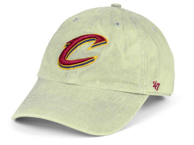 Cleveland Cavaliers '47 NBA Cement '47 CLEAN UP Cap