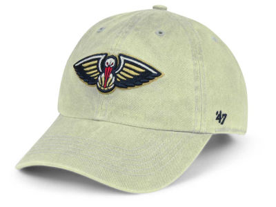 New Orleans Pelicans '47 NBA Cement '47 CLEAN UP Cap