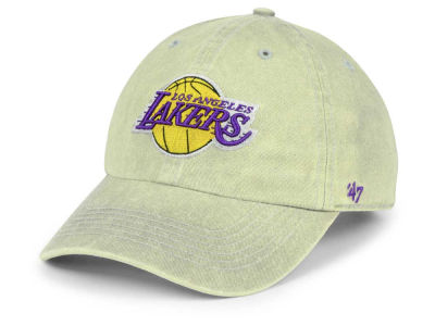Los Angeles Lakers '47 NBA Cement '47 CLEAN UP Cap
