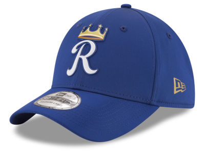 Kansas City Royals New Era MLB Batting Practice Prolight 39THIRTY Cap