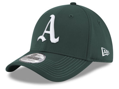 Oakland Athletics New Era MLB Batting Practice Prolight 39THIRTY Cap