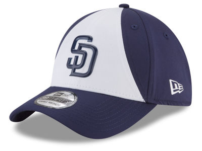 San Diego Padres New Era MLB Batting Practice Prolight 39THIRTY Cap