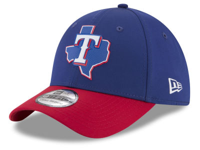 Texas Rangers New Era MLB Batting Practice Prolight 39THIRTY Cap