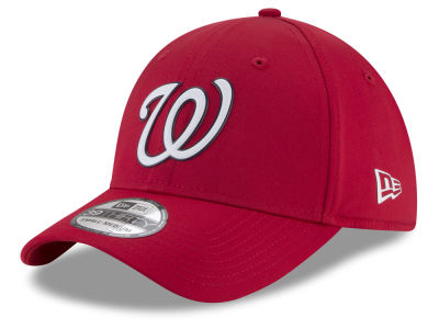 Washington Nationals New Era MLB Batting Practice Prolight 39THIRTY Cap